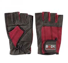 Everlast Body Sculpture BW-85 Spandex/Leather Fitness Gloves