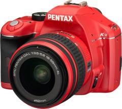 Camera Pentax K-x DSLR