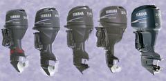 Four Stroke Yamaha Outboard Motor