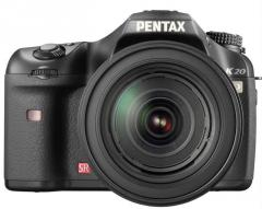 Camera Pentax K20D DSLR