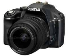 DSLR Camera Pentax Kx BK+1855
