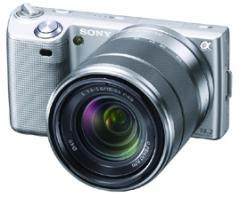 DSLR Mirrorless Camera Sony #NEX5 SR K18-55