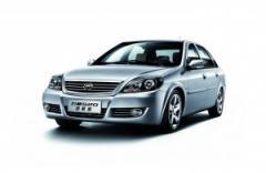 Lifan 520 car