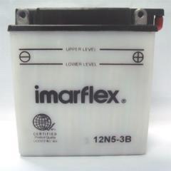 Imarflex 12N5-3B Motorcycle Battery