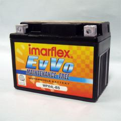 EvVo WPX4L-BS Motorcycle Battery