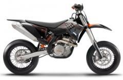 KTM 450 SMR motorcycle