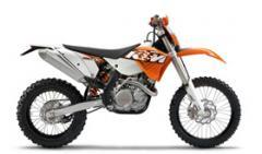KTM 530 EXC Sixdays motorcycle