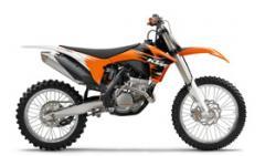KTM 250 SX-F motorcycle