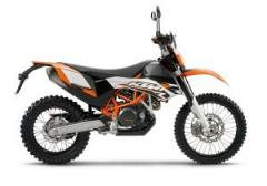 KTM 690 Enduro - R motorcycle