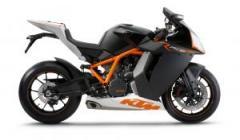 KTM 1190 RC 8 motorcycle