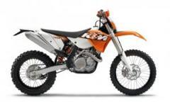 KTM KTM 400 EXC motorcycle
