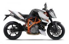 KTM 990 Super Duke R motorcycle
