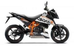 KTM 690 Duke R motorcycle