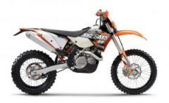 KTM 530 EXC Six Days motorcycle