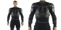 Dainese Jacket W-T Pro 1/2 Protectors