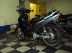 Honda Wave 125 motorcycle