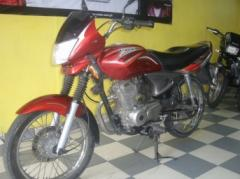 Kawasaki Wind 125 motorcycle
