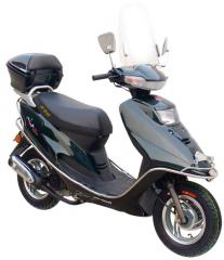 XSJ50QT-B Scooter