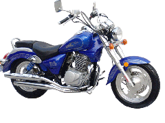 XSJ150-28 Cruiser motorcycle