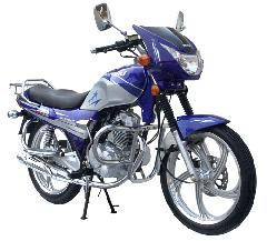 XSJ125-6B motorcycle