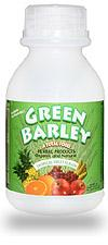 Green Barley: A Total Food Drink