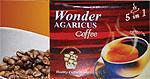 Wonder Agaricus Coffee 5-in-1 plus Ginseng