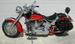 Harley-Davidson Softail Fat Boy FLSTF 013601N