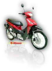 Blaze Buzz 110cc motorcycle
