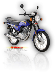 Blaze Brute 150cc motorcycle