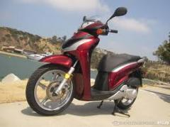 Honda Wave 125s motorcycle