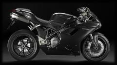 Ducati Superbike 848 motorcycle