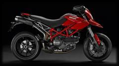 Ducati Hypermotard 796 motorcycle