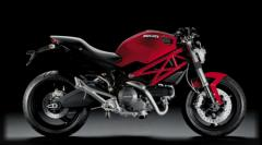 Ducati Monster 696 motorcycle