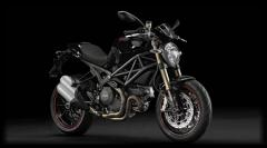 Ducati Monster 1100S EVO motorcycle