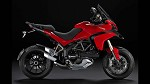 Hypermotard Multistrada 1200 S Touring motorcycle