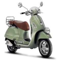 Vespa GTV scooter