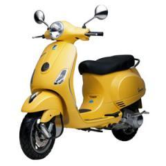 Vespa LX 150 scooter