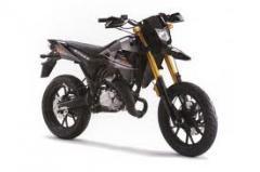 Gilera DNA 50 motorcycle