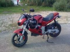 Gilera DNA 180 motorcycle