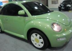 Volkswagen Beetle Hardtop 2000 Automatic car