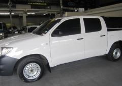 Toyota Hilux 2.5 L 4x2 2009 Manual Diesel car