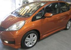 Honda Jazz 1.5 V 2012 Automatic Gas car