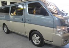 Nissan Urvan Estate 2007 Manua Diesel car