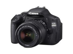 DSLR Camera Canon 600D