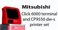 Mitsubishi Click 6000 printer