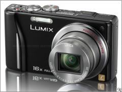 Compact Digital Camera Panasonic Lumix ZS10