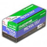 Provia 100F films