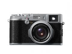 Finepix X100 camera