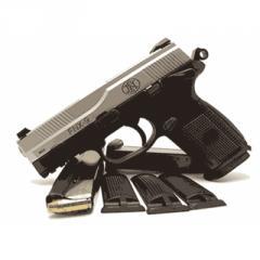 FNX 9mm gun
