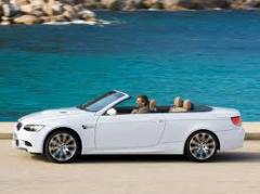 BMW M3 Convertible car